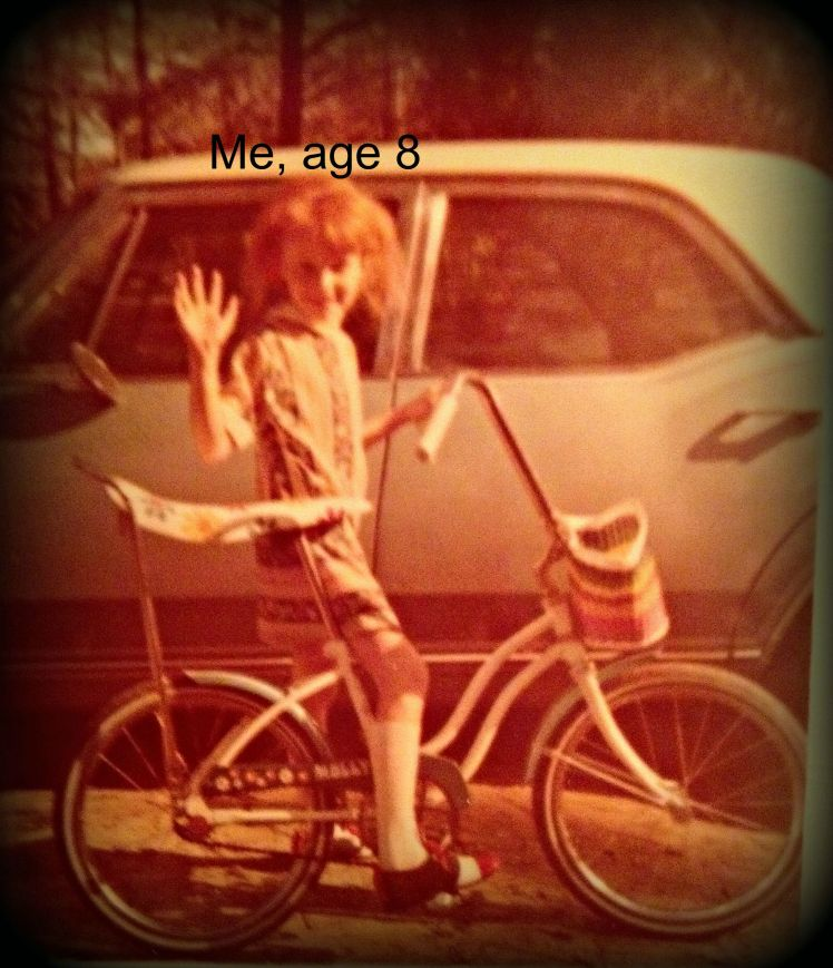 jan on bike age 8