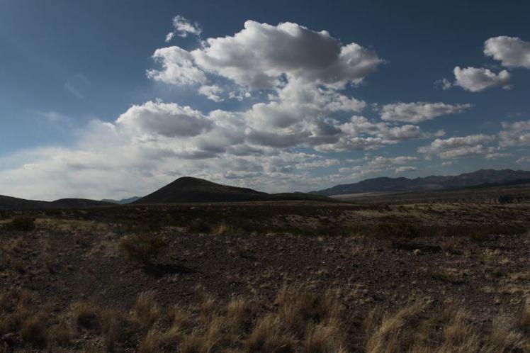 clouds mountains AZ