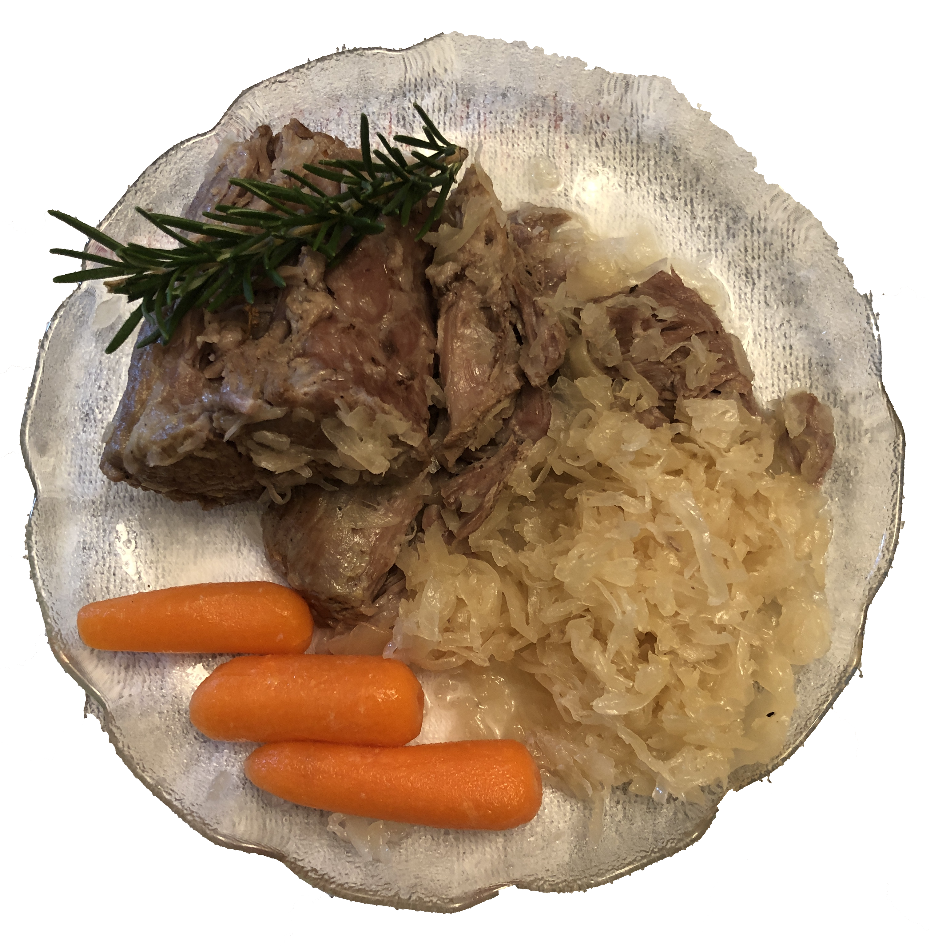Instant Pot Pork Roast Sauerkraut Quick Easy The Go Kitchen